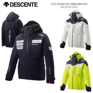 デサント DESCENTE スキーウェア S.I.O JACKET SWISS REPLICA DWUMJK50 18-19