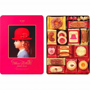 ギフト プレゼント 赤い帽子 ピンク /お返し 内祝い 引き出物