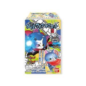 妖怪ウォッチ 妖怪クリアマスコット3 全6種セット amyu-mustore