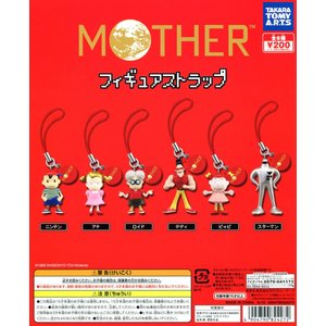 MOTHER フィギュアストラップ 全6種セット|amyu-mustore