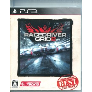 RACE DRIVER GRID2 CODEMASTERS THE BEST PS3|amyu-mustore