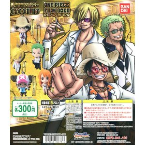 From TV animation ONE PIECE  ワンピース スイング ONE PIECE FILM GOLD 全5種セット|amyu-mustore