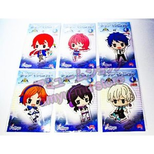 KING OF PRISM by prettyrhythm クリアマスコット1 全6種セット|amyu-mustore