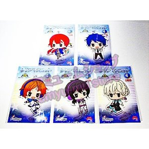 KING OF PRISM by prettyrhythm クリアマスコット1 5種セット|amyu-mustore