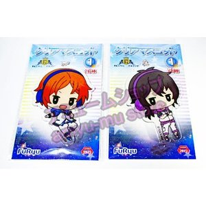 KING OF PRISM by prettyrhythm クリアマスコット1 2種セット|amyu-mustore