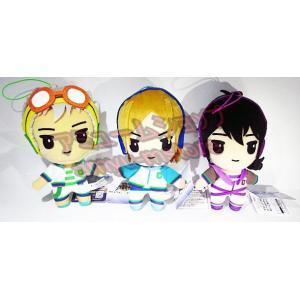 KING OF PRISM by prettyrhythm  ぬいっこぬいぐるみ 全3種セット|amyu-mustore