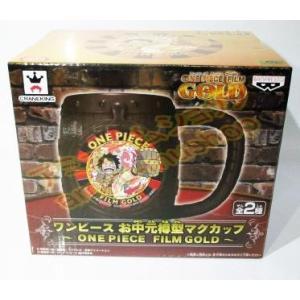 ワンピース お中元樽型マグカップ 茶色ver 単品|amyu-mustore
