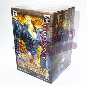ワンピース DXF THE GRANDLINE MEN ONE PIECE FILM GOLD vol.5 フランキー 単品|amyu-mustore