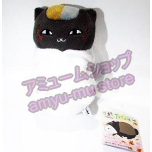 夏目友人帳 ニャンコ先生 着ぐるみぬいぐるみ 黒ニャンコ amyu-mustore