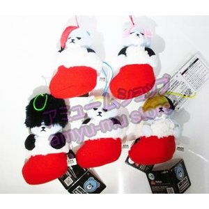 KRUNK×BIGBANG BANG BANG BANG クリスマスソックスマスコット 全5種セット|amyu-mustore