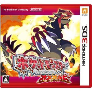 新品 任天堂3DSソフト  ポケットモンスター オメガルビー 3DS  初期不良など御座いましたら、...