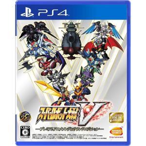 スーパーロボット大戦V ープレミアムアニメソング&サウンドエディション PS4 amyu-mustore