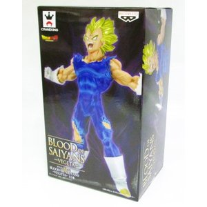 ドラゴンボールZ BLOOD OF SAIYANS VEGE...