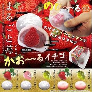 元祖 のび〜るおもち 香る 究極の苺大福 全5種セット|amyu-mustore