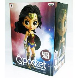 ジャスティス・リーグ Q posket Wonder Woman 通常カラーver.