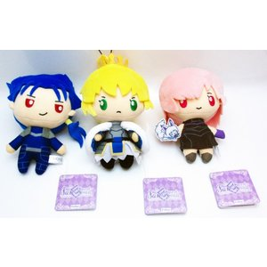 Fate/Grand Order Design produced by Sanrio ぬいぐるみ4 全3種セット|amyu-mustore