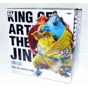 ワンピース KING OF ARTIST THE JINBE ジンベエ 全1種|amyu-mustore