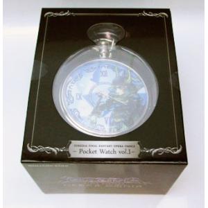 ディシディアファイナルファンタジー オペラオムニア 懐中時計vol.1 ウォーリアオブライト|amyu-mustore