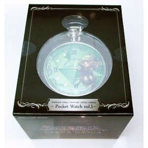 ディシディアファイナルファンタジー オペラオムニア 懐中時計vol.1 シャントット|amyu-mustore