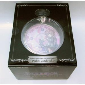 ディシディアファイナルファンタジー オペラオムニア 懐中時計vol.1 ライトニング|amyu-mustore