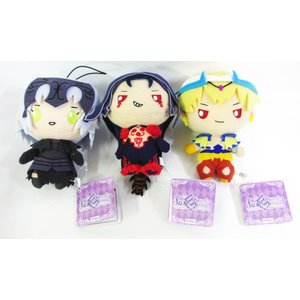 Fate/Grand Order Design produced by Sanrio ぬいぐるみ5 全3種セット|amyu-mustore