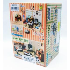 ぷちサンプルシリーズ なつかし横町3丁目 昭和30年代の物語 全8種セット 1BOX リーメント|amyu-mustore