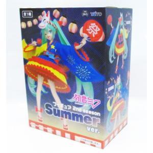 初音ミク フィギュア 2nd season Summer ver.  ラインナップ   1.初音ミク...