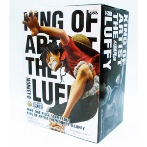 劇場版 ONE PIECE STAMPEDE KING OF ARTIST THE MONKEY・D・LUFFY モンキー・D・ルフィ 全1種|amyu-mustore
