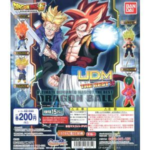 ドラゴンボール超 UDM THE BEST 19 全5種セット|amyu-mustore