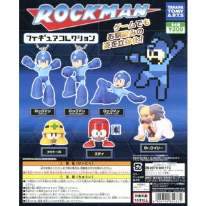 ロックマン フィギュアコレクション 全6種セット|amyu-mustore