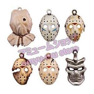 13日の金曜日 ジェイソンマスクコレクション 6種セット|amyu-mustore