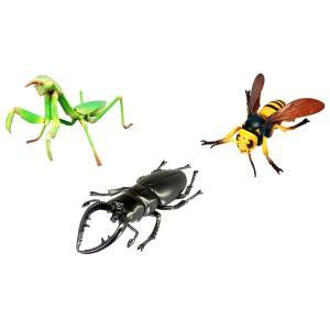 昆虫の森G 猛襲! スズメバチ軍団 3種セット|amyu-mustore