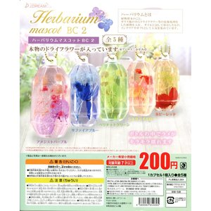 ハーバリウムマスコットBC2 全5種セット|amyu-mustore