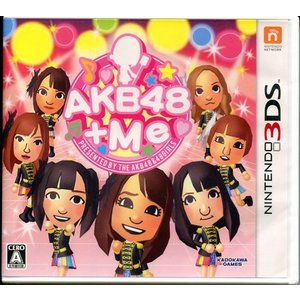 AKB48+Me 3DS amyu-mustore