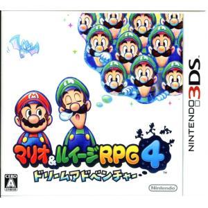 マリオ&ルイージRPG4 ドリームアドベンチャー 3DS amyu-mustore