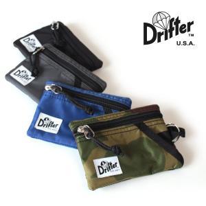 クーポン配布中 ドリフター 正規品 Drifter コインポーチ パスケース 定期入れ キーホルダー KEY COIN POUCH DFV0230|anagram