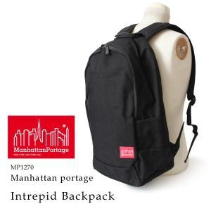 クーポン配布中 マンハッタンポーテージ 正規品 リュックサック デイパック イントレピッド バックパック Manhattan Portage Intrepid Backpack MP1270|anagram