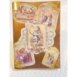 【公式】限定表紙 Alice Gold(アナログママ)analogmama 受験スケジュール帳 <2...
