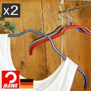 マワ(MAWA) ハンガー レディース41 2P|analostyle