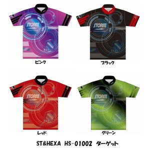 STORM/ST&HEXA ボウリングウェア/TARGET ターゲット