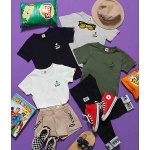 ++Tシャツ++  ★×ANAPロゴがワンポイントになったTシャツ♪  男の子も女の子も必見の定番オ...