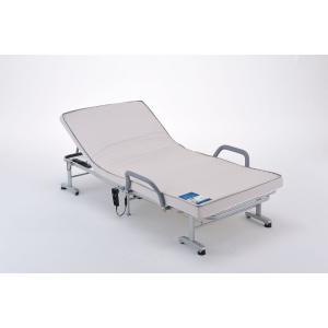 【送料無料・代引不可】アテックス 収納式 電動リクライニングベッド AX-BE556 組立簡単 介護ベッド 福祉商品|anchor