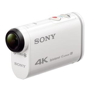 SONY 4Kビデオカメラレコーダー アクションカム『FDR-X1000V-W』|anchor