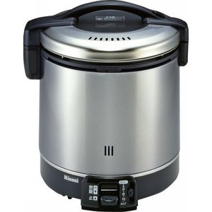 【送料無料】リンナイ こがまる RR-100GS-C |ガス炊飯器 | 硬質フッ素 | 火力調整|ダークブラウン|anchor