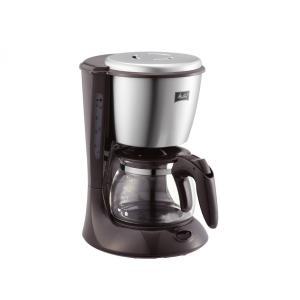 メリタ コーヒーメーカー ES 『エズ』|ダークブラウン|簡単|シンプル|一つ穴抽出【SKG56-T】|anchor