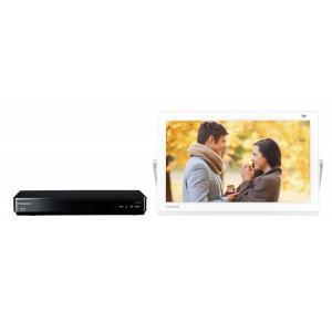 【送料無料】Panasonic パナソニック 新プライベートビエラ UN-15TD6-W(ホワイト)浴室テレビ15V型 チューナー HDD録画(500GB) ブルーレイディスク|anchor