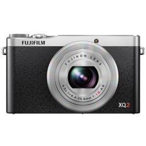 フジフィルム(FUJIFILM)プレミアムコンパクトデジタルカメラ XQ2 シルバー 【XQ2S】|anchor