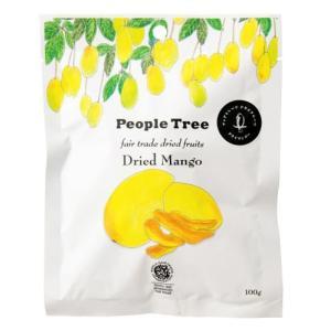 マンゴー ドライフルーツ ピープルツリー ドライマンゴー 100g|and-clinic