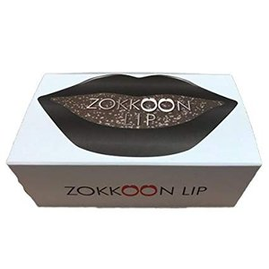リップマスク ゾッコーン リップ ブラック 20枚 ZOKKOON LIP|and-clinic