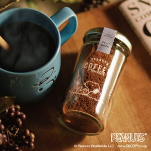 父の日 ギフト スヌーピー コーヒーパウダー 45g デカフェ  イニックコーヒー INIC coffee|and-clinic